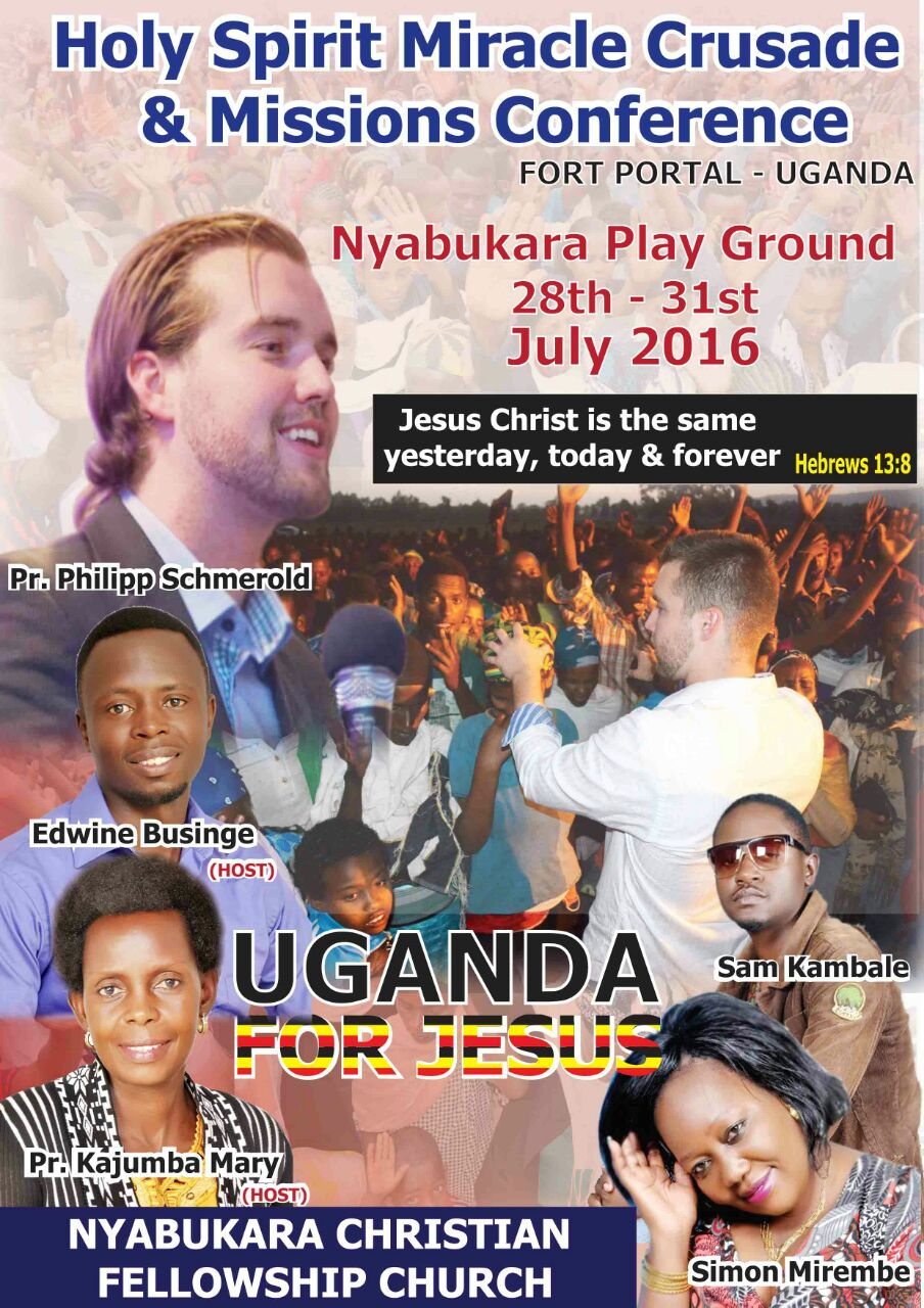 Holy Spirit Miracle Crusade Uganda